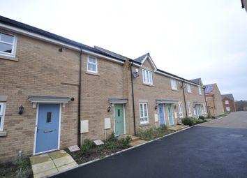 Thumbnail 2 bedroom maisonette to rent in Royal Park Drive, Shelton Lock, Derby