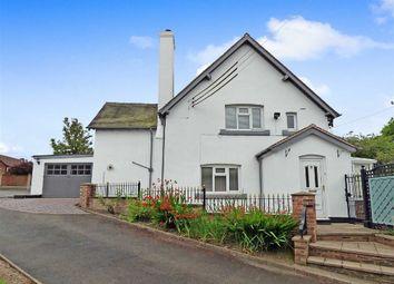 Thumbnail 3 bedroom detached house for sale in Star & Garter Road, Longton, Stoke-On-Trent