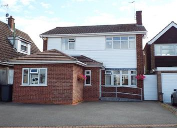 Thumbnail 4 bed detached house for sale in Finch Close, Western Park, Leicester, Leicestershire