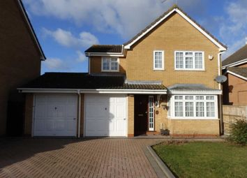 Thumbnail 4 bedroom detached house for sale in Mill Road Drive, Ipswich, Suffolk
