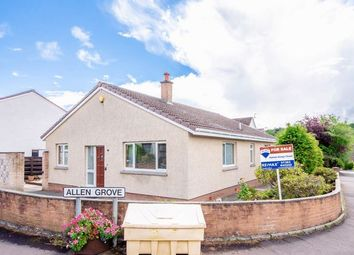 Thumbnail 3 bedroom detached bungalow for sale in Allen Grove, Comrie, Dunfermline