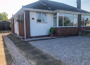 Thumbnail 2 bed semi-detached bungalow for sale in Long Lane, Clayton West, Huddersfield