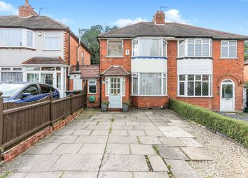 Thumbnail 3 bedroom semi-detached house for sale in Acheson Road, Shirley, Solihull
