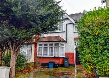 Thumbnail 4 bed terraced house for sale in Strathyre Avenue, London