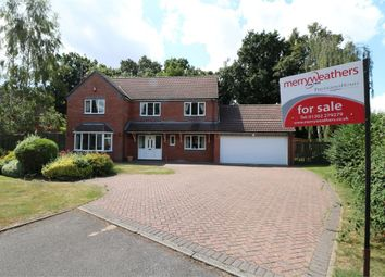Thumbnail 4 bed detached house for sale in Shardlow Court, Bessacarr, Doncaster, South Yorkshire