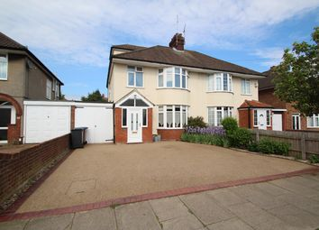 Thumbnail 4 bedroom semi-detached house for sale in Highfield Road, Ipswich