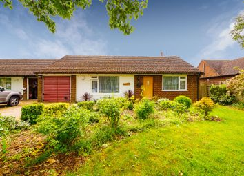 Thumbnail 2 bed semi-detached bungalow for sale in High Street, Hinxworth, Baldock