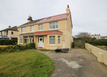 Thumbnail 4 bed semi-detached house for sale in Lheaney Road, Ramsey
