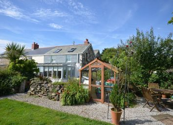 Thumbnail 2 bed cottage for sale in Crofthandy, St. Day, Redruth