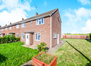 Thumbnail 2 bed end terrace house for sale in Springfields, Knottingley