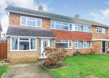 Thumbnail 4 bed semi-detached house for sale in Ravensfield, Langley, Slough