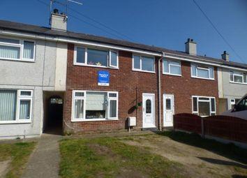 3 bed terraced house for sale in Ffordd Mela, Pwllheli, Gwynedd LL53