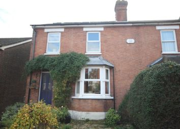 Thumbnail 4 bed semi-detached house for sale in St. Marys Road, Tonbridge