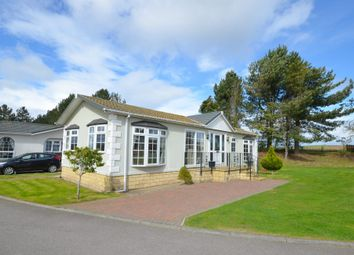 Thumbnail 2 bed mobile/park home for sale in 5 Spindrift Park Homes Little Kildrummie, Cawdor Road, Nairn, Highland