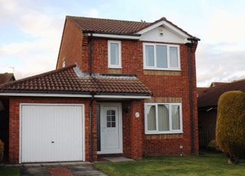 Thumbnail 3 bed detached house for sale in Gloster Park, Amble, Morpeth