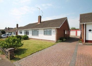 Thumbnail 2 bed bungalow for sale in Quantock Road, Worthing, West Sussex