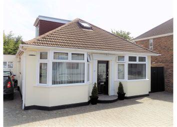 Thumbnail 4 bed detached bungalow for sale in Taverners Road, Rainham, Gillingham