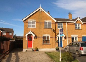 Thumbnail 2 bed terraced house for sale in Whitethorn Avenue, Newtownards