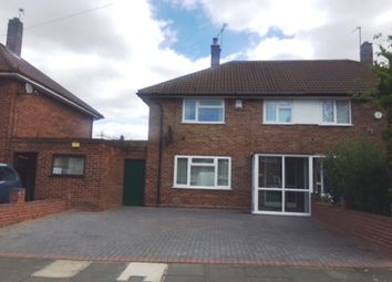 Thumbnail 3 bed semi-detached house for sale in Mill Park Drive, Eastham, Wirral