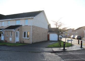 Thumbnail 3 bed semi-detached house to rent in Chamfron Gardens, Stirling