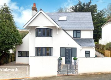 Thumbnail 4 bedroom detached house to rent in Cedars Gardens, Brighton, East Sussex