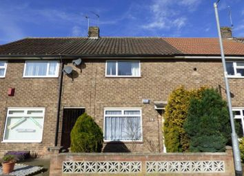 Thumbnail 2 bed terraced house for sale in Rookley Close, Longhill, Hull