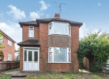 Thumbnail 3 bed detached house for sale in Upper Way, Farnham