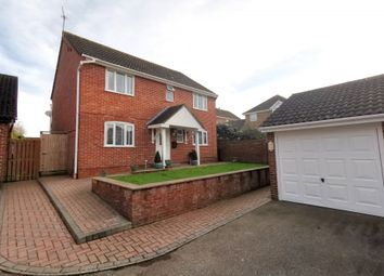 Thumbnail 4 bed detached house for sale in Trossachs Close, Eastbourne, East Sussex