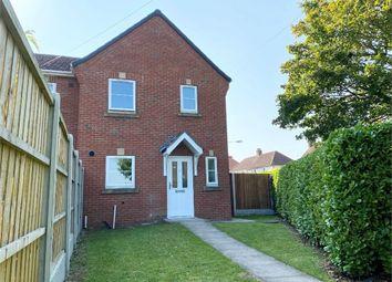 Thumbnail 3 bed end terrace house for sale in Doncaster Road, Langold, Worksop, Nottinghamshire