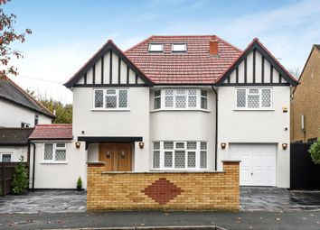 Thumbnail 5 bed detached house for sale in Oxhey Road, Watford