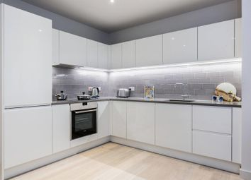 Thumbnail 1 bed flat for sale in Pinnacle House, Royal Wharf