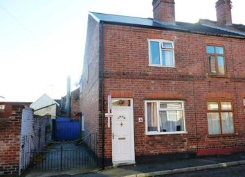 Thumbnail 2 bed end terrace house to rent in Sterland Street, Chesterfield