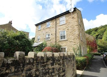 Thumbnail 2 bed flat for sale in Hamson Drive, Bollington, Macclesfield