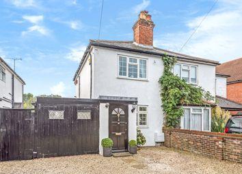 Ash Street, Ash, Surrey GU12. 2 bed semi-detached house