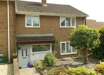 Thumbnail 3 bedroom terraced house to rent in Green Court, Croesyceiliog, Cwmbran