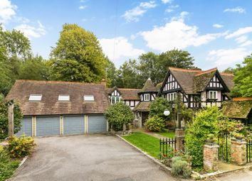 Thumbnail 6 bedroom detached house to rent in St. Leonards Hill, Windsor