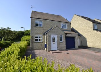 Thumbnail 4 bed detached house for sale in Bibury Close, Witney, Oxfordshire