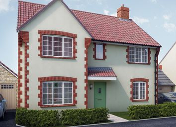 "Thumbnail 4 bed property for sale in ""The Caldwick 2"" at Coxwell Road, Faringdon"