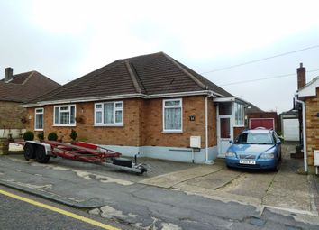 Thumbnail 2 bed bungalow to rent in Romney Road, Billericay