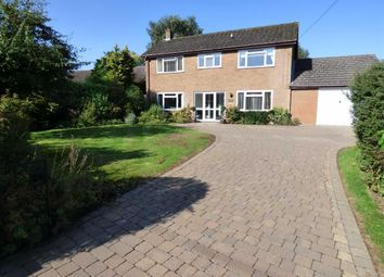 Thumbnail 4 bed detached house for sale in Stanford Close, Cold Ashby, Northampton