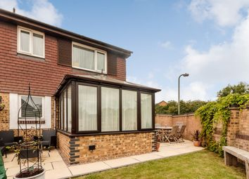 Thumbnail 1 bed semi-detached house for sale in Lovatt Close, Carterton, Oxfordshire