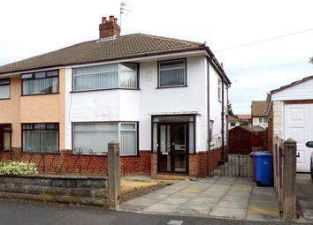 Thumbnail 3 bed semi-detached house for sale in Rowan Grove, Huyton, Liverpool