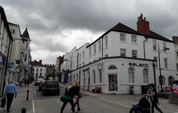 Thumbnail Retail premises to let in 23-25, High Street, Chepstow