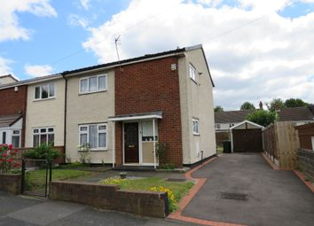 Thumbnail 3 bed semi-detached house for sale in Wellcroft Street, Wednesbury