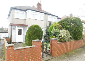 Thumbnail Semi-detached house for sale in Middleton Avenue, Greenford, Middlesex