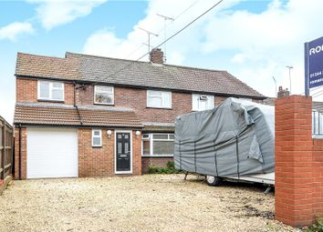 Thumbnail 3 bedroom semi-detached house for sale in Goaters Road, Ascot, Berkshire