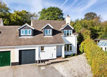 Thumbnail 4 bedroom detached house for sale in Smithay Meadows, Christow, Exeter