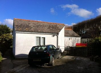Thumbnail 2 bed bungalow to rent in Perranporth, Perrancoombe