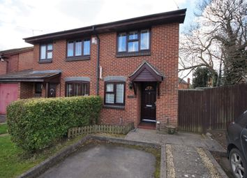 Thumbnail 2 bed semi-detached house for sale in Fleetham Gardens, Lower Earley, Reading, Berkshire