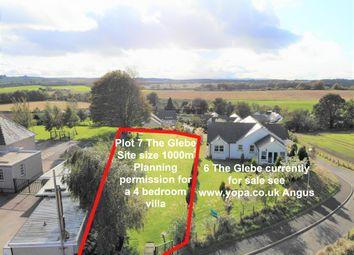 Thumbnail Land for sale in Plot 7 The Glebe, Tannadice, Forfar